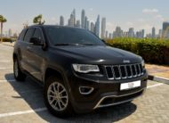 Jeep Grand Cherokee – AED 1,257/MONTH