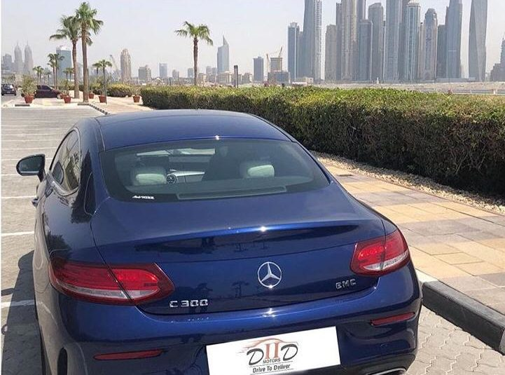Mercedes Benz C300 Coupe – AED 2,453/MONTH