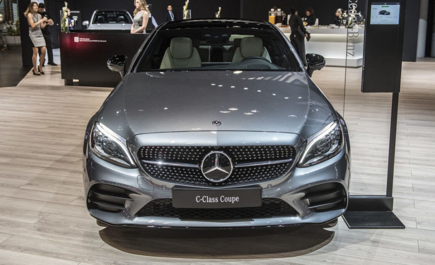 Mercedes Benz C200 Coupe – AED 3,496 PER MONTH