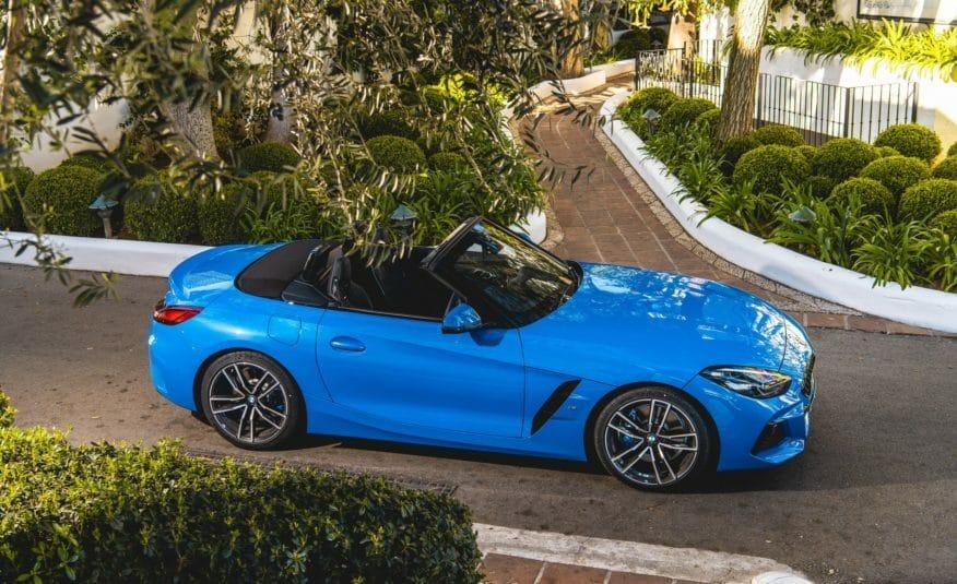 BMW Z4 M40i– AED 4,263/MONTH
