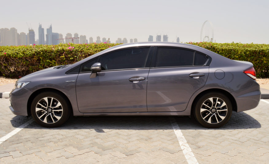 Honda Civic – AED 537/MONTH