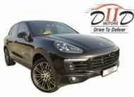 Porsche Cayenne S- AED 2,867 PER MONTH