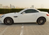 Mercedes Benz SLC 300 AMG – AED 2,300/MONTH