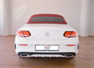 Mercedes Benz C-200 AMG CONVERTIBLE- AED 2,554/mo