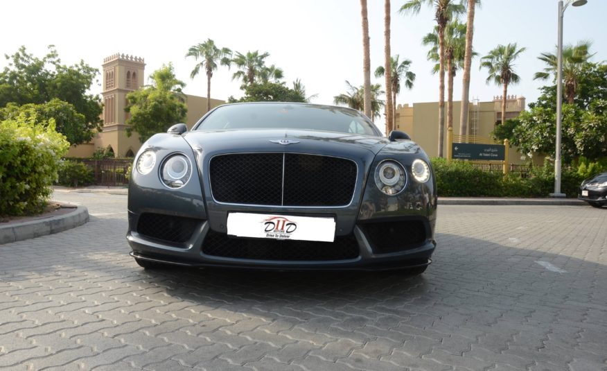 BENTLEY Continental  GTC- AED 4,097/mo