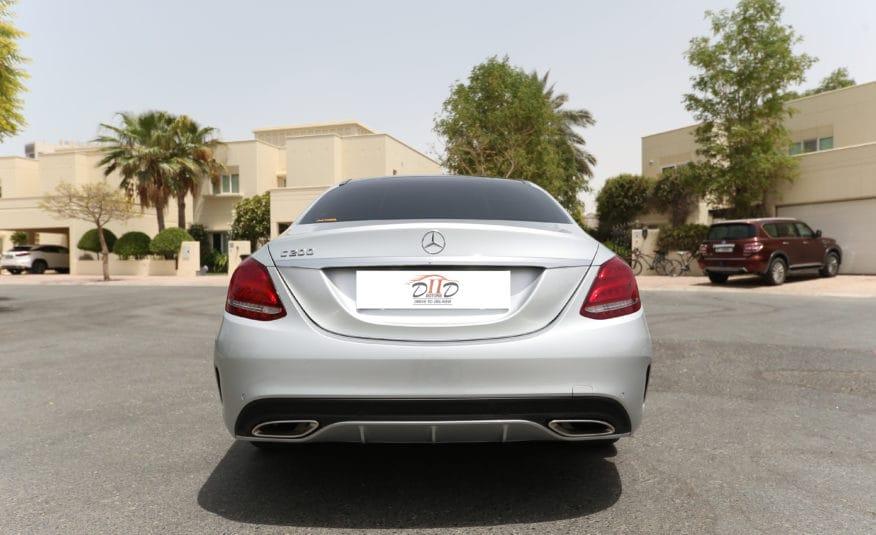 Mercedes Benz C200 AMG