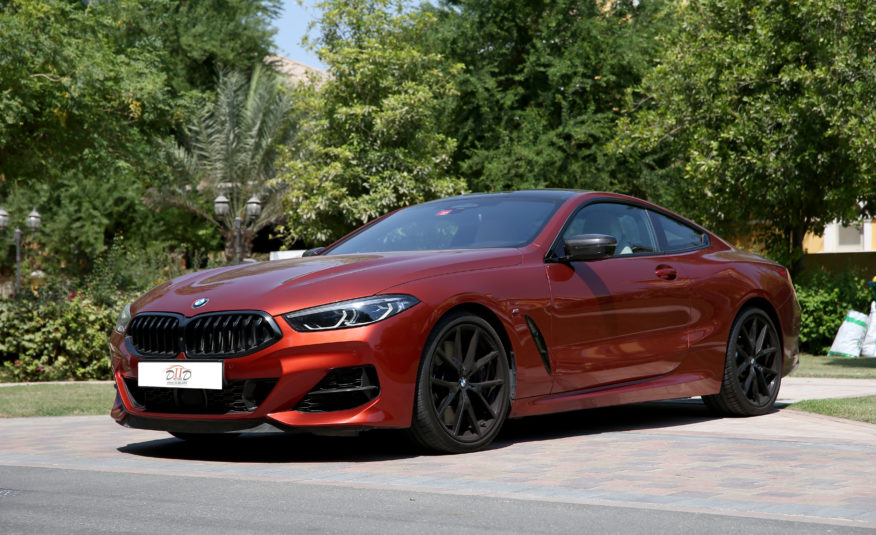 BMW M850i | AED 4,671/MONTH
