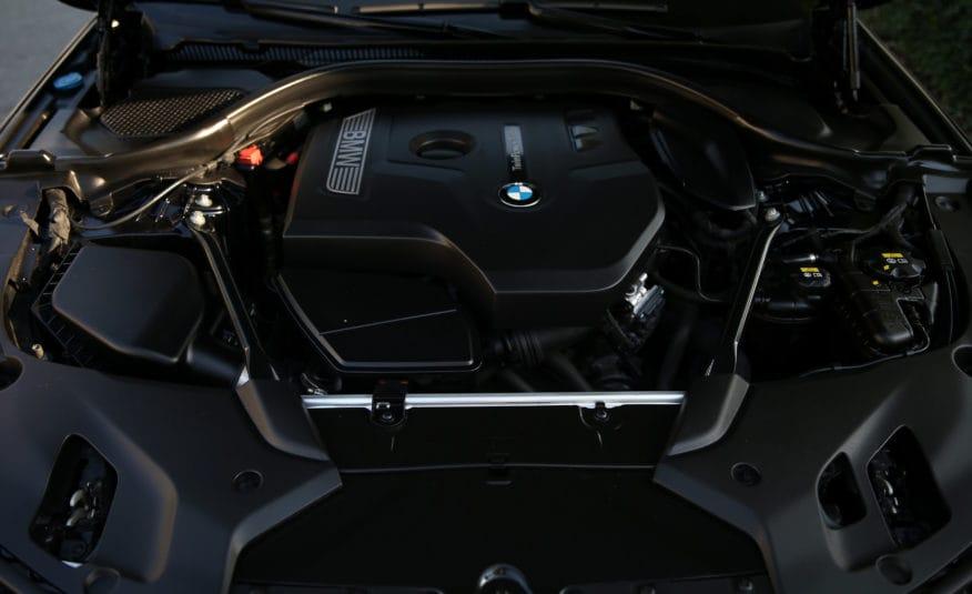 BMW 520i M-SPORT – AED 2,054/MO