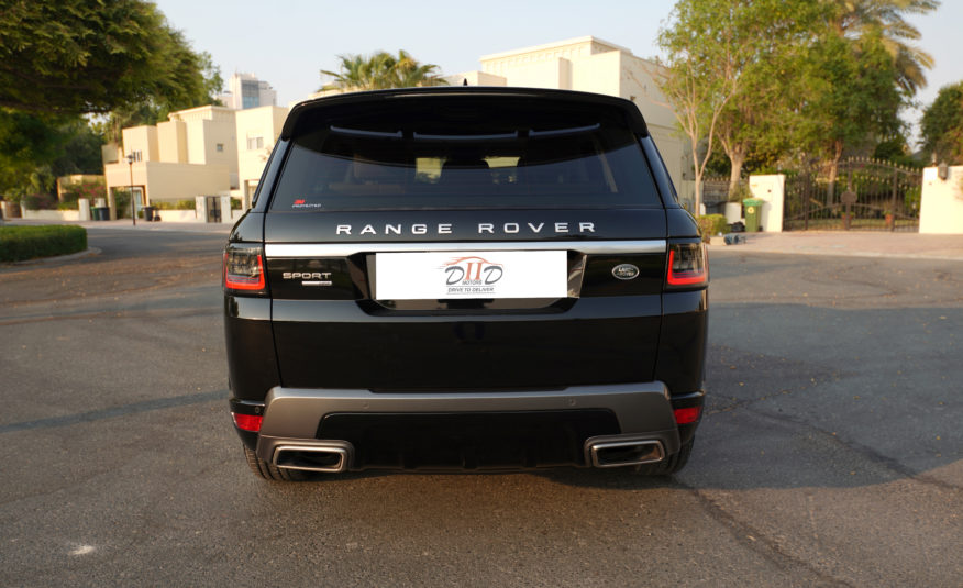 RANGE ROVER SPORT HSE- AED 4,729/mo