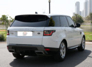 RANGE ROVER SPORT HSE | AED 4,585/MO