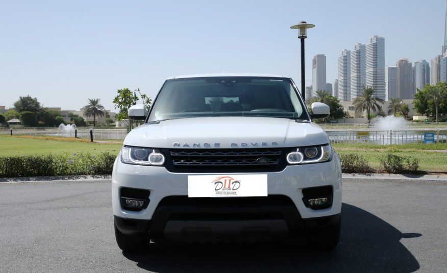 Range Rover Sport SE   AED 3,378/MO