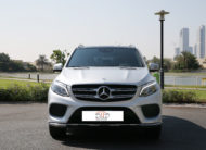 Mercedes Benz GLE 400 AMG | AED 2,731/MO