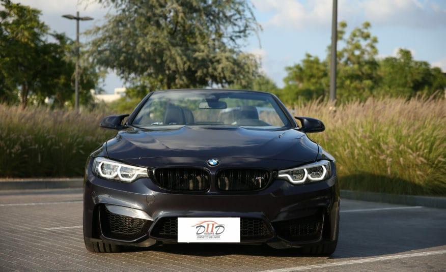 BMW M4 JAHRE EDITION | AED 4,240/MONTH