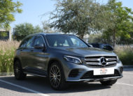 MERCEDES BENZ GLC-250 AMG 4MATIC | AED 2,703/MONTH