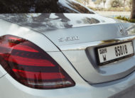 Mercedes S560 4MATIC | AED 6,854/MONTH