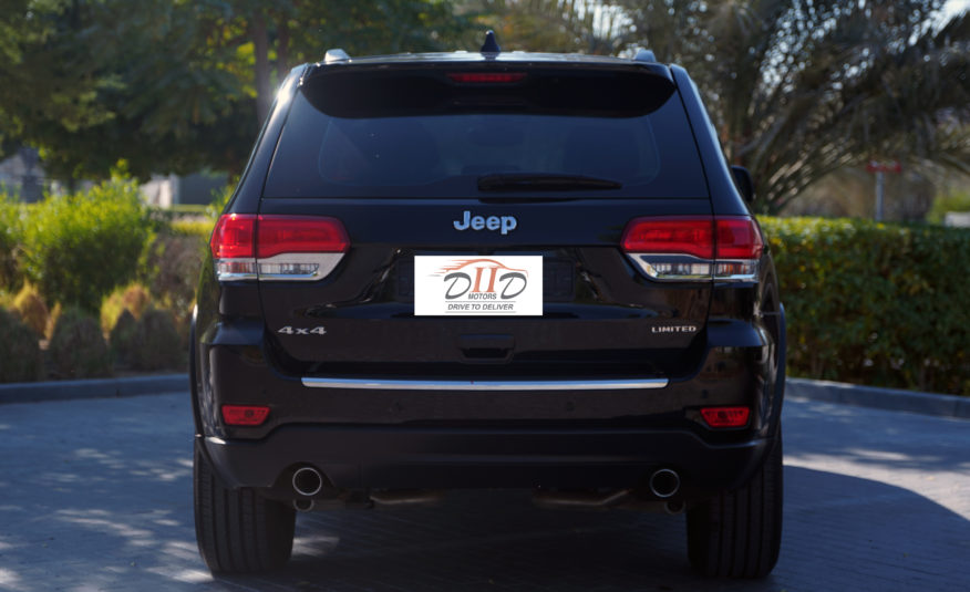 JEEP Grand Cherokee Limited | AED 1,840/MONTH