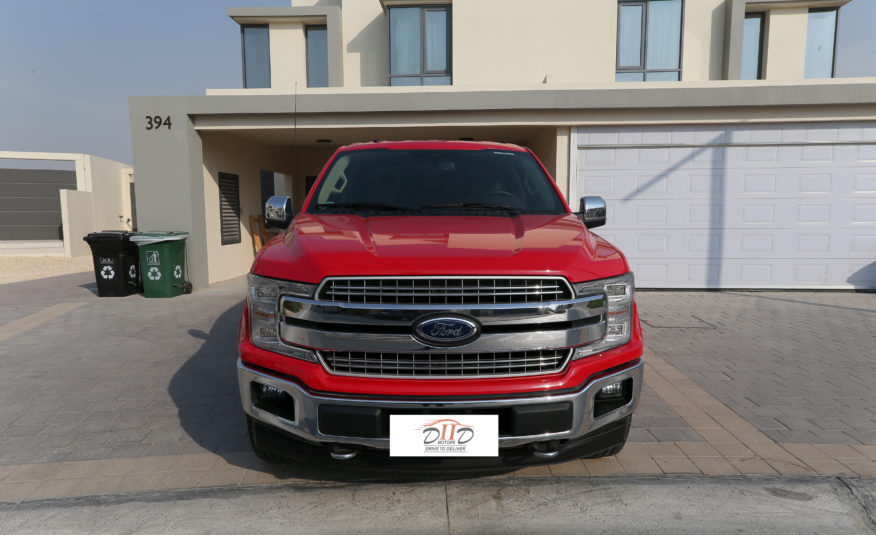 Ford F-150 Lariat | AED 2,659/MONTH