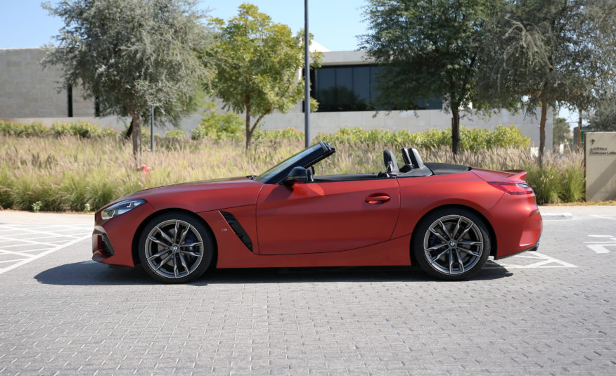 BMW Z4 M40i FIRST EDITION | AED 3,593/MONTH