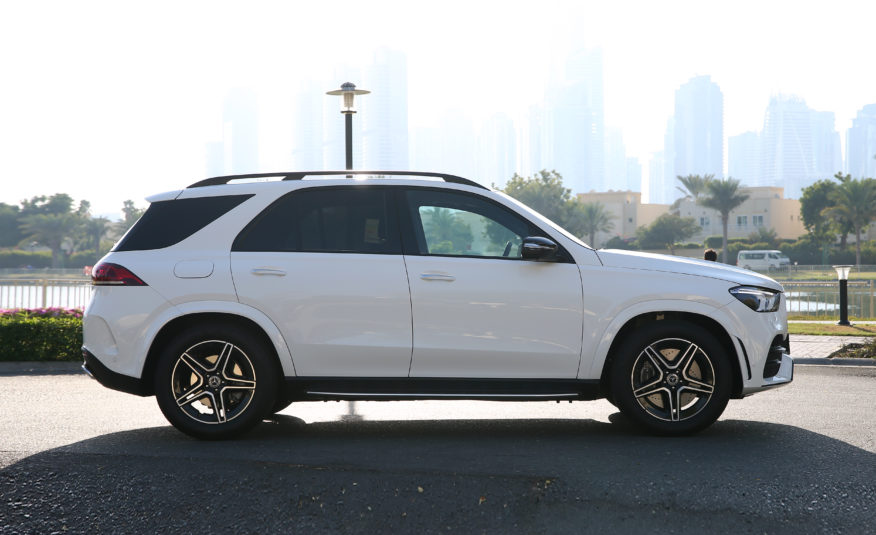 MERCEDES BENZ GLE450 AMG 4MATIC | AED 4,729/MONTH